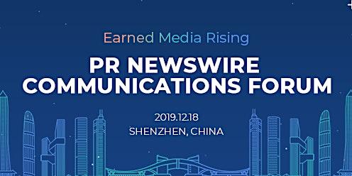 PR Newswire Asia Communications Forum