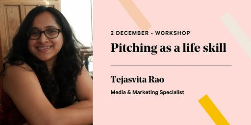 Pitching as a life skill