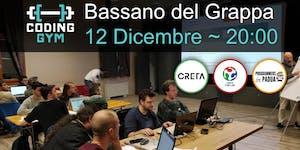 Coding Gym Bassano del Grappa - Dicembre 2019