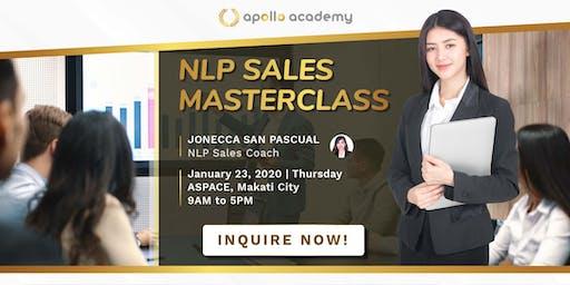 Apollo Academy NLP Sales Masterclass
