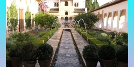 Designed Water: history of water in garden design, 1st of 4 lectures tickets