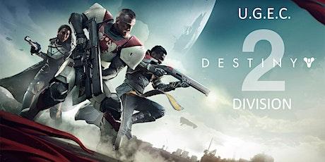 Destiny 2 Game Night entradas