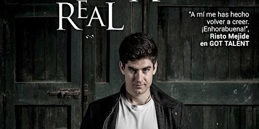 """""""BASADO EN UNA HISTORIA REAL""""  Juanma González en El Teatro de Triana"""