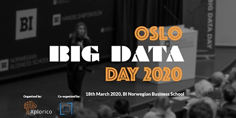 Oslo Big Data Day 2020 tickets