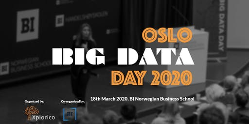 Oslo Big Data Day 2020