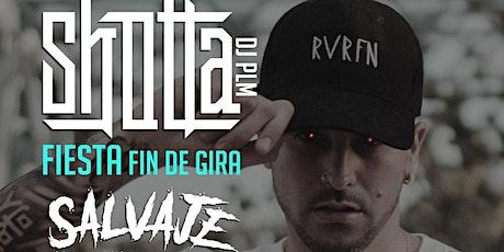SHOTTA en Sala Fanatic  - Fiesta fin de gira entradas