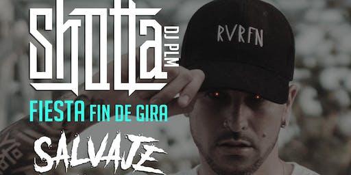 SHOTTA en Sala Fanatic  - Fiesta fin de gira