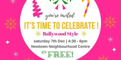 Bollywood Xmas Party : Rachael & Mira's end of year dance celebration ! FREE EVENT tickets