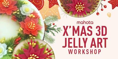 Xmas 3D Jelly Art Workshop tickets