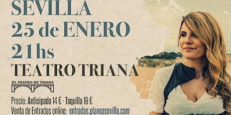 Mara Miranda presenta su nuevo disco en El Teatro de Triana entradas