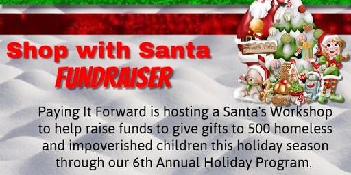 Shop with Santa Fundraiser