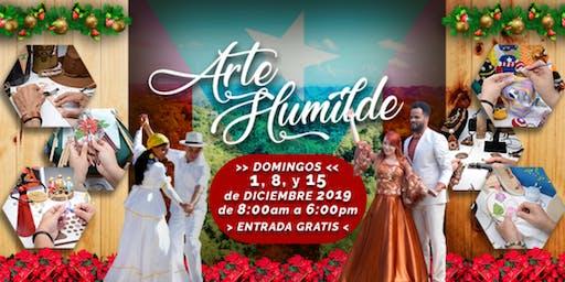 Actividad Arte Humilde - Tercer Domingo
