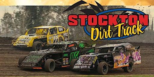 Stockton Dirt Track - January 1, 2020