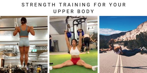 Strength Training For Your Upper Body