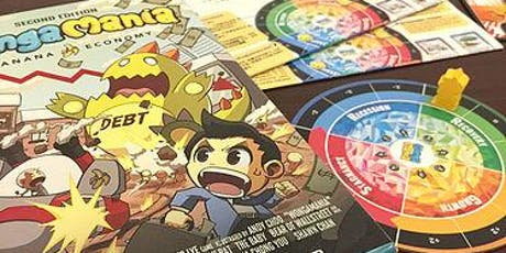 Wongamania Board Game tickets