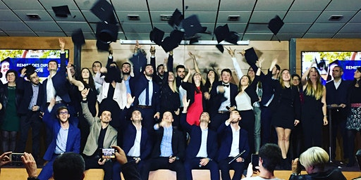 Remise des diplômes EGC  - Promo 2019