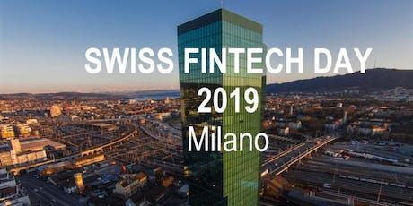 Swiss Fintech Day biglietti