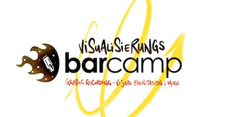 Graphic Recording & Graphic Facilitation - BarCamp Tickets