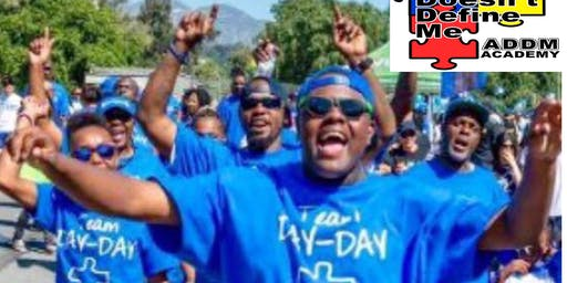 Wattslife DayDay's Annual Autism Walk in Assoc. with ADDM Acad.