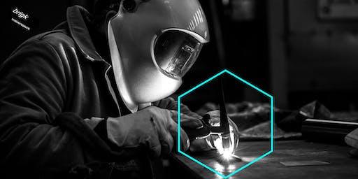 Einsteigerkurs WIG-Schweißen - Aluminium
