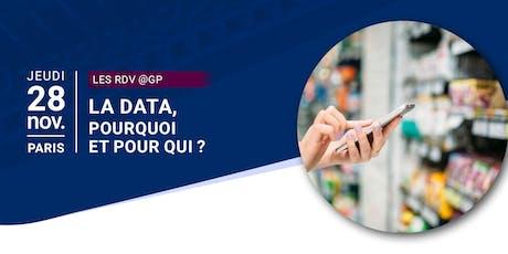 La Data, pourquoi et pour qui ? billets