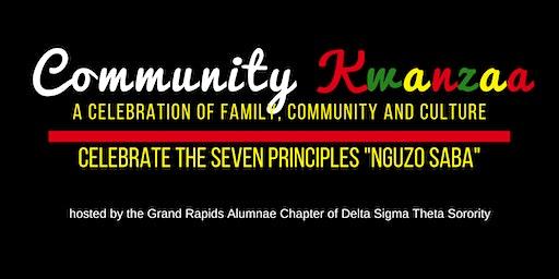 Community Kwanzaa Celebration