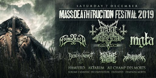 Mass Deathtruction Festival 2019