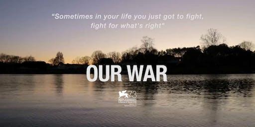 FDUTorino | Proiezione gratuita di OUR WAR