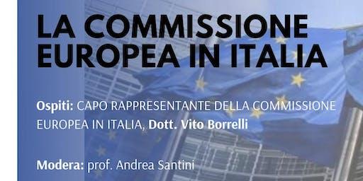 La Commissione Europea in Italia
