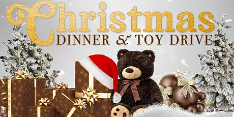 Christmas Dinner and Toy Drive tickets