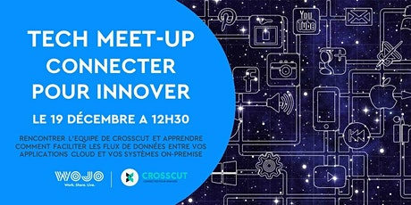 Tech Meet-Up : Connecter pour Innover tickets