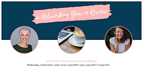 A Networking Year in Review tickets