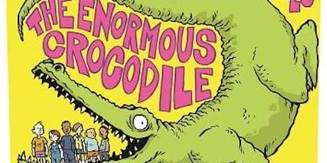 John Kirk presents The Enormous Crocodile tickets