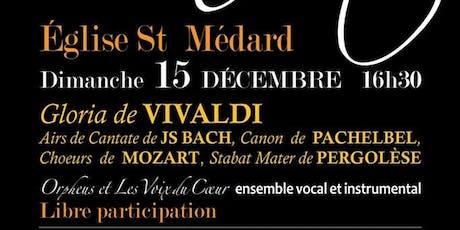 Concert du Gloria de Vivaldi billets