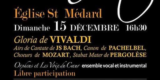 Concert du Gloria de Vivaldi