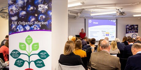 Soil Association 2020 Organic Market Report Launch tickets
