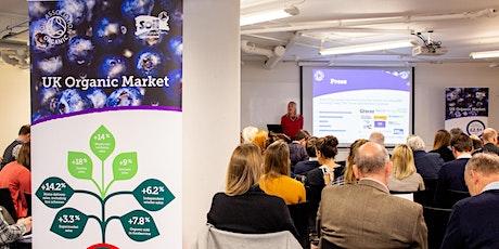 Soil Association 2020 Organic Market Report Launch tickets