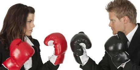 Gestire tensioni e conflitti in azienda biglietti