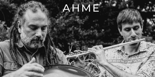 Ahme live at the Sanctuary