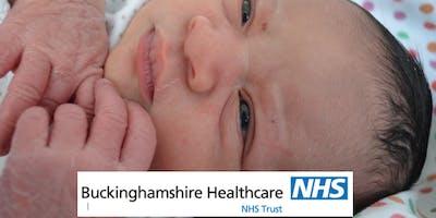 AYLESBURY set of 3 Antenatal Classes in April 2020 Buckinghamshire Healthcare NHS Trust