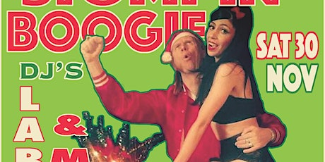 Bomp Stompin Boogie - Xmas Done Got Funky tickets