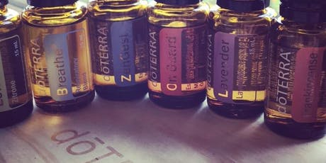 Introduction to DōTERRA Essential Oils Class tickets