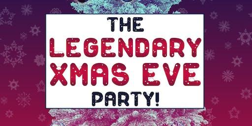 The Legendary 60MPC Xmas Party
