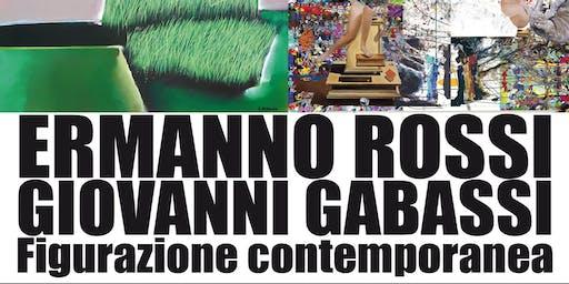 Figurazione Contemporanea Rossi - Gabassi