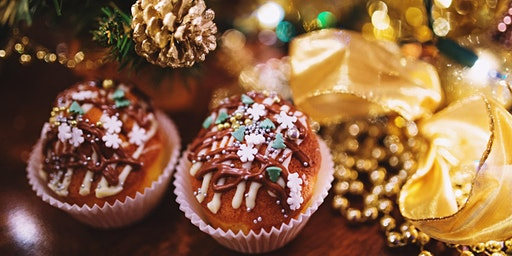 Festive Cupcake Decorating for Little Ones