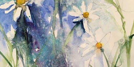 Spring Flowers in Inks & Watercolour  Day Workshop tickets