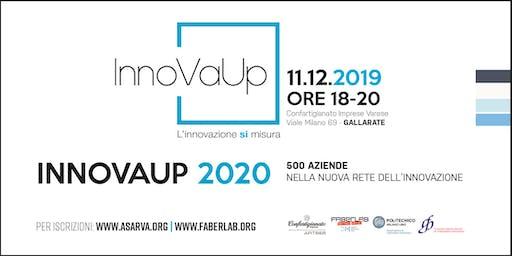 InnoVaUp 2020: 500 aziende nella nuova rete dell'innovazione