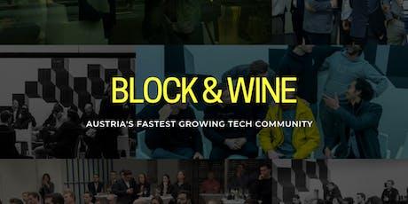 Block&Wine - Blockchain Community Meetup Tickets
