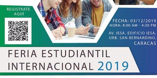 6° Feria Estudiantil Internacional Caracas 2019