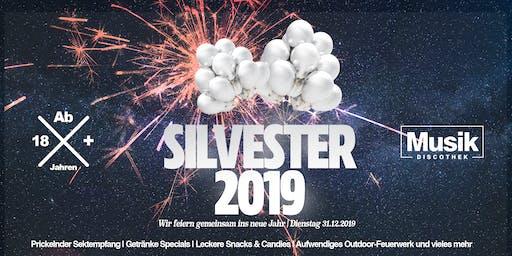 ★ Die große Silvester Party 2019 / 2020 im Musik Langenfeld ★